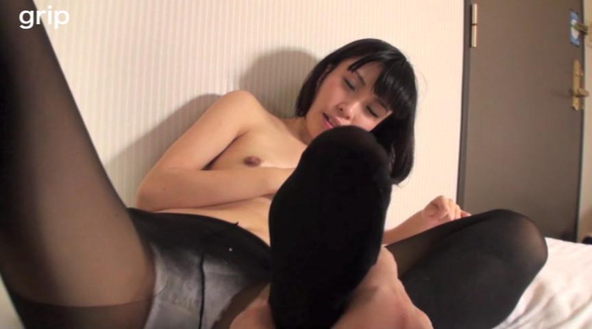 スク水ロリ美少女JK足裏クラッシュ個人撮影 しとう和歌 画像 13