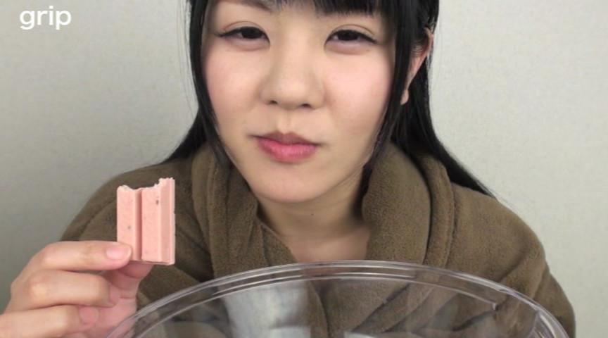 クチャ噛み咀嚼クッキング 吉村杏菜 10枚目