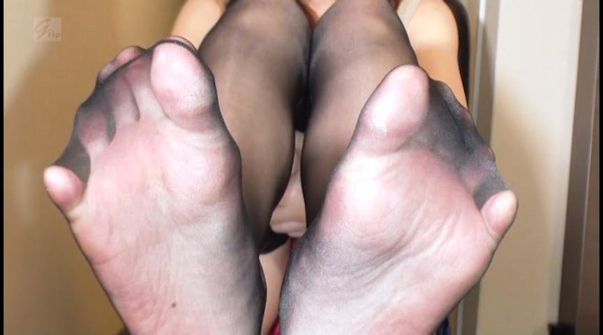 高身長美脚痴女 足裏くすぐりと足コキ電気アンマ 黒の章 画像 3