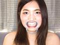 GRAV-245 経験少なめ女子大生の清純顔舐め接吻と下品な咀嚼口腔 無料画像0