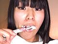 GRAV-254 銀歯&親知らず!!口腔咀嚼視姦と唾吐き舐め奉仕 無料画像6