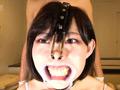 鼻フック&開口器で口腔デストロイ遊び 望月まお【4】
