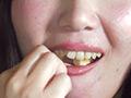 素人OLの咀嚼の音色に癒される午後◎咀嚼とフェラの音のサムネイルエロ画像No.8