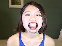 フェチ:口腔鑑賞と大連発唾吐き145発!サンダーストーム