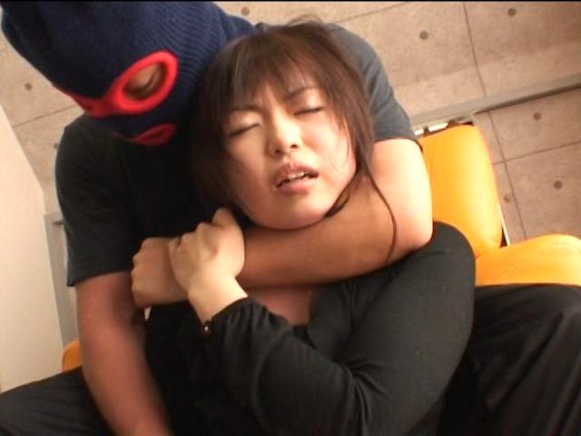 首しめ Take grip her by the Neck… Neck Lock5のサンプル画像