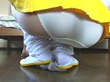 足フェチですけど何か? 踵を潰して履く女の子達 【DUGA】