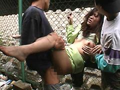 下衆の極みレイプ 被害者20人!無差別女犯 4時間
