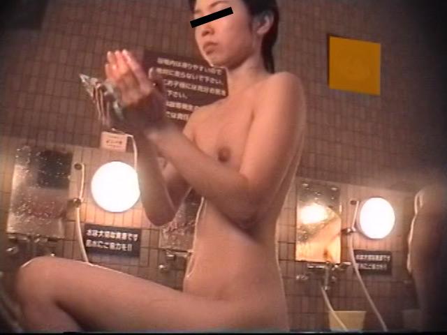 女子○生限定!生のぞき女風呂! 120分スペシャル20のサンプル画像