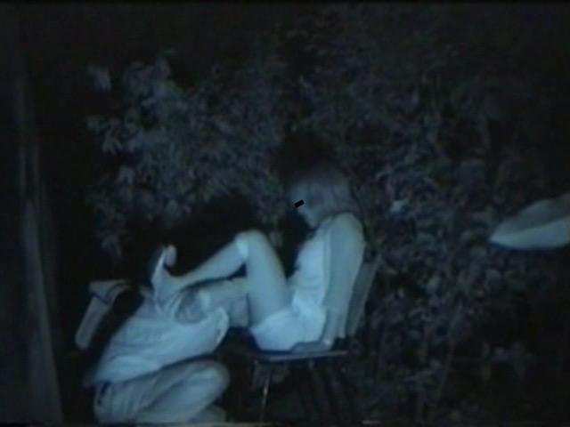 外で堂々とヤッてる奴らは盗撮してやれッ!2のサンプル画像