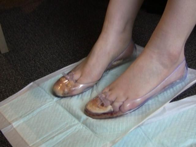 足で踏んだり食べてみたり 画像 4