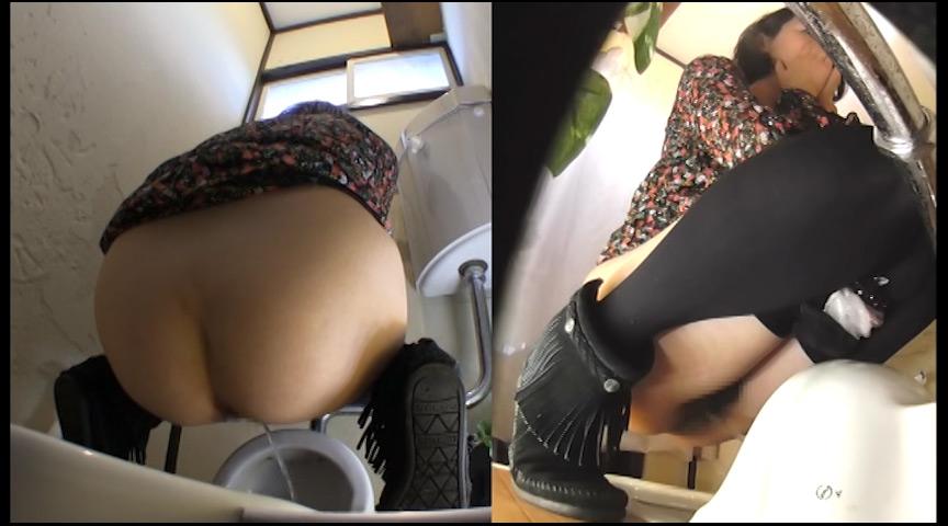 面接に来た女に下剤を飲ませてウンコ姿を覗いてみた 四 画像 19