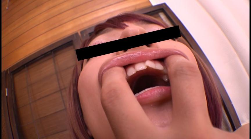 お姉さん達の口の中 口腔観察で感じる女達 画像 4