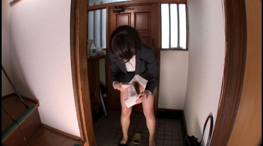 おトイレお願いしますっ! 玄関小便もらしパニック 画像 10
