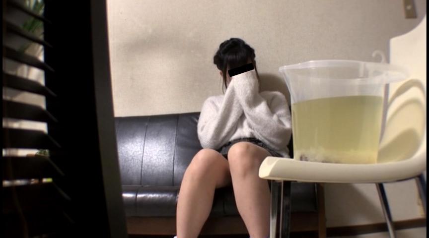 女に下剤を飲ませ排泄姿を覗いた上、ウンコを採取 画像 4