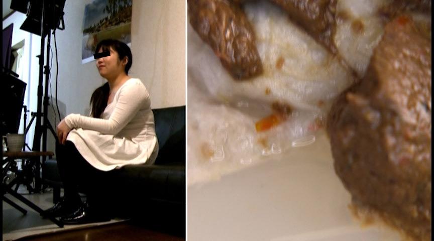 女に下剤を飲ませ排泄姿を覗いた上、ウンコを採取3 画像 5