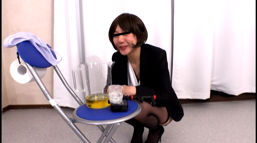 IdolLAB | haisetsu-0329 おしっこを途中で止めて、我慢して6 排泄実験観察27