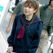 HAPPY FISH 山崎江利華|人気の女子高生動画DUGA|おススメ!