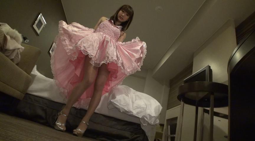 パンストムレムレ女子大生の美脚をザーメンまみれに 画像 14