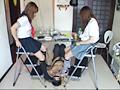 変態教師をイジメ踏む事で小遣稼ぎをする女子校生-9