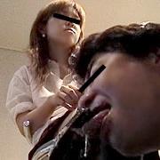 ロングブーツ舐め踏み VOL.13 18歳カワイイ女の子