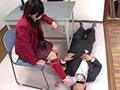 童顔女子校生の逆襲はコンバースと赤ブーツ踏み