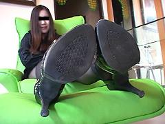 女性専用履き潰し靴収集家9