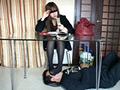 リラックス顔面足置き台その4 22歳大学生