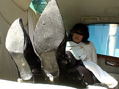 女性専用履き潰し靴収集家4