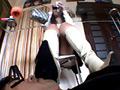 カメラ小僧を2足のブーツで懲らしめる撮影会...