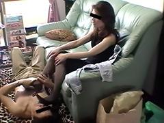 パンプス舐め踏み VOL3 23歳のピアノ家庭教師