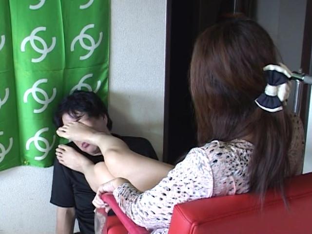 エロくてSなメンズマッサージ嬢の絶妙なナマ足責めにメロメロ の画像8