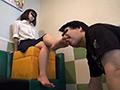[hengenjizai-0343] 仕事後の足の汚れ舐め取り職人11