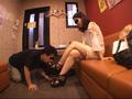 仕事後の足の汚れ舐め取り職人0-2