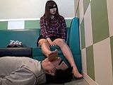 働く女性専用足裏口中洗浄機3