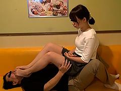 働く女性専用足裏口中洗浄機5