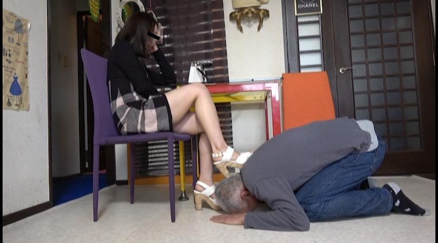 セクハラをした雑用係を懲らしめるドS病院事務長 画像 2