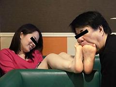 働く女性専用足裏口中洗浄機(10) 足舐めの快楽に浸る妖艶歯科衛生士