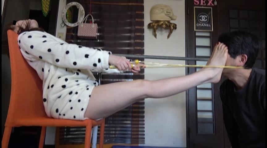 美足のペットショップ女王様が色っぽい足責めが炸裂 画像 3
