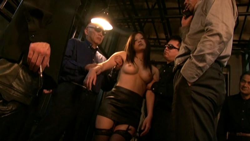 陵辱女捜査官 媚薬肉奴隷 さとう遥希