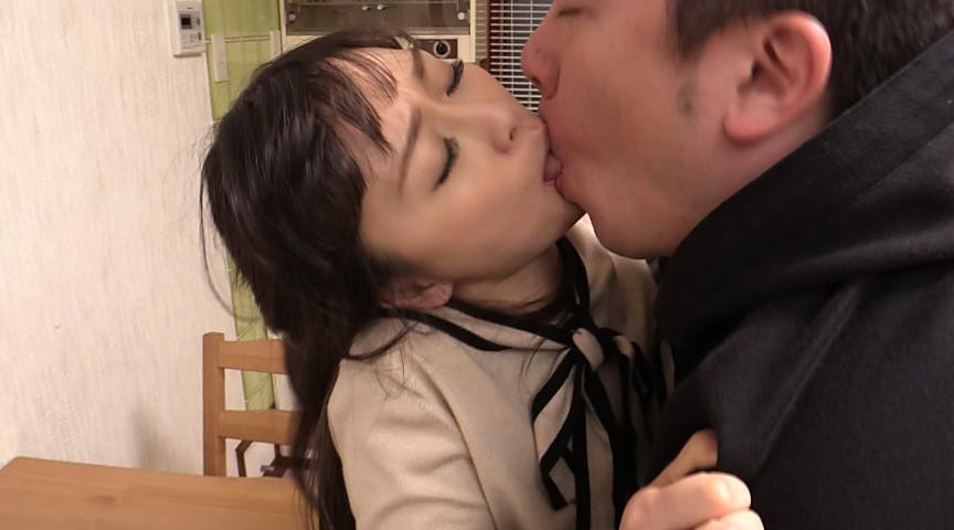 主人には内緒にして…唾液まみれ濃厚接吻と不倫セックス