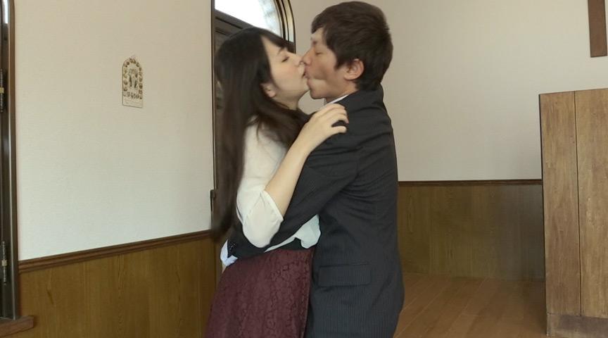 借金若妻 背徳の接吻返済 執拗な濃厚接吻で発情させられてしまったカラダ の画像16