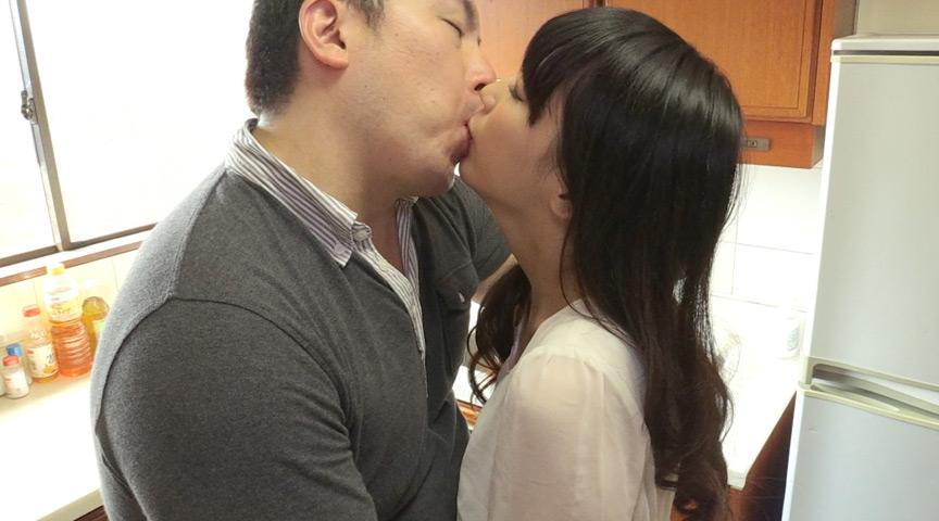 濃厚な接吻と親子どんぶり 二人まとめていただいた