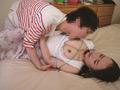 息子の友達に性処理させられザーメンまみれの母親のサムネイルエロ画像No.5