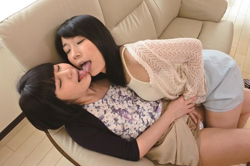 濃厚接吻 姉妹レズビアン 禁断の快楽に堕ちていく姉と妹
