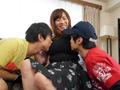 巨乳義母はマセガキどもの性処理をさせられる 菅野真穂