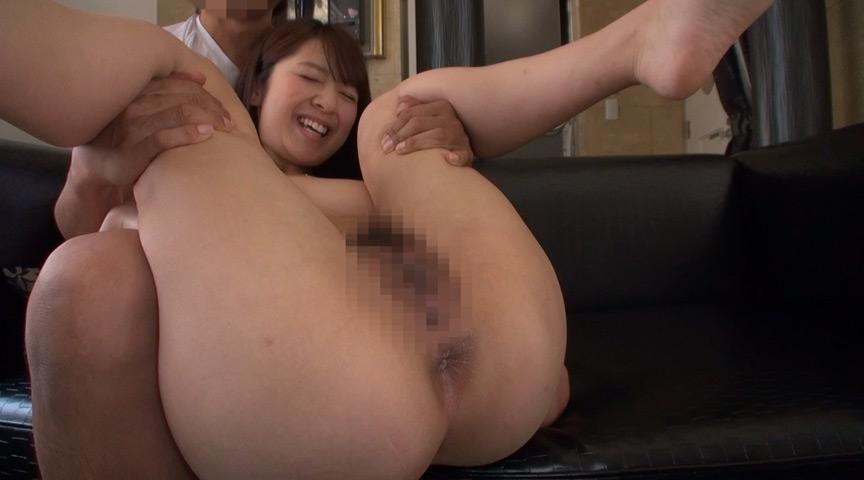 デカ尻ファザコン女子が初体験変態ストッキング遊び 画像 4