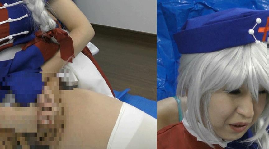 永琳の医療実習&性治療 画像 9