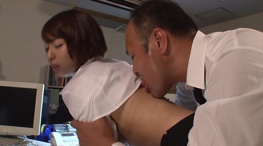 脂ぎった中年男とのドロドロ性交 秋山祥子のサンプル画像