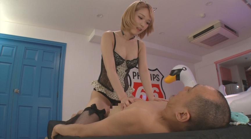 男を凄まじい射精へ導くアイドルの有頂天オ○○ポマッサージ Super Idol sexual service For Super Shot!! 椎名そら 18枚目