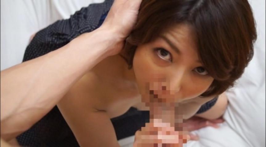 真琴VS美熟女のサンプル画像